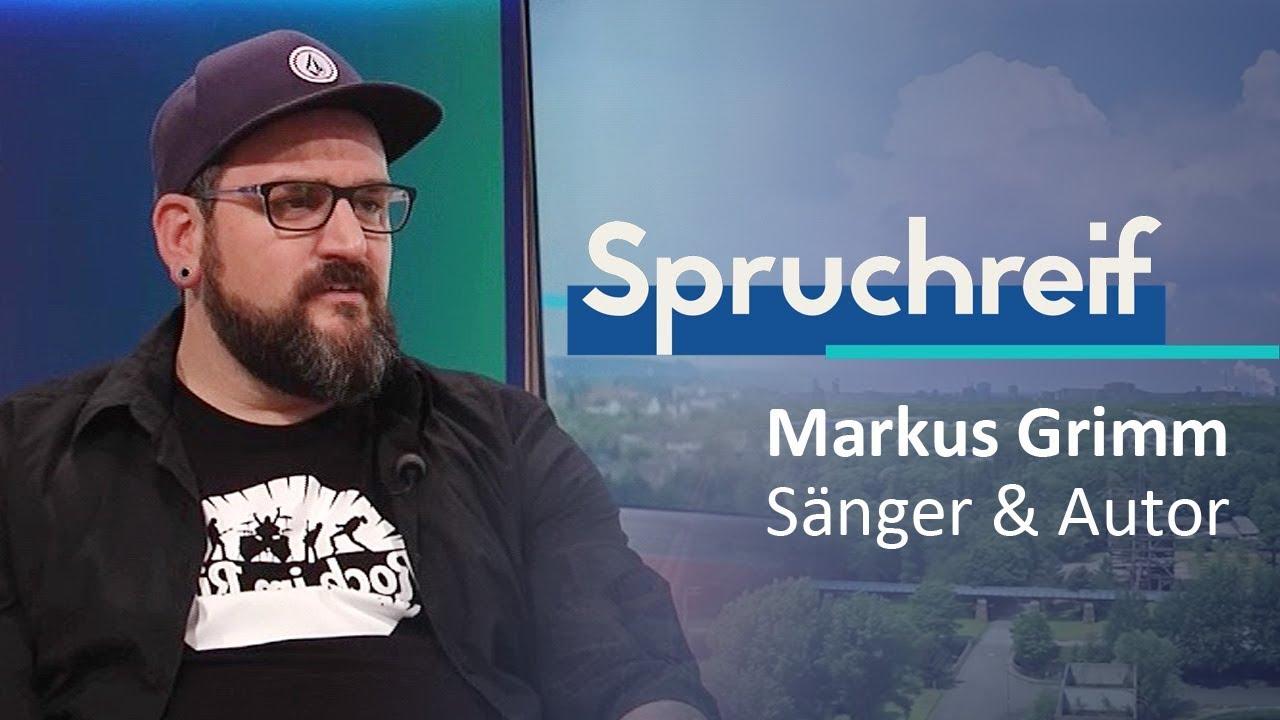 Markus Grimm spruchreif markus grimm sänger autor