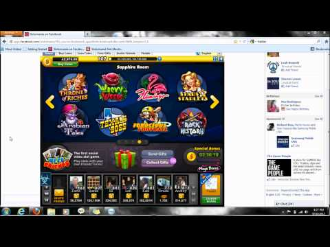 SLOTOMANIA HOW TO GET COINS AND LEVEL UP FAST AND EASY