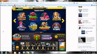 Repeat youtube video SLOTOMANIA HOW TO GET COINS AND LEVEL UP FAST AND EASY