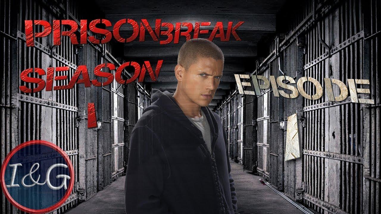 Prison Break Staffel 1 Episode 1