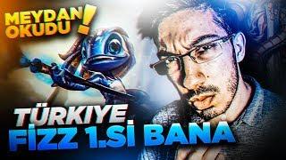 TÜRKİYE FİZZ 1.Sİ BANA MEYDAN OKUDU !!