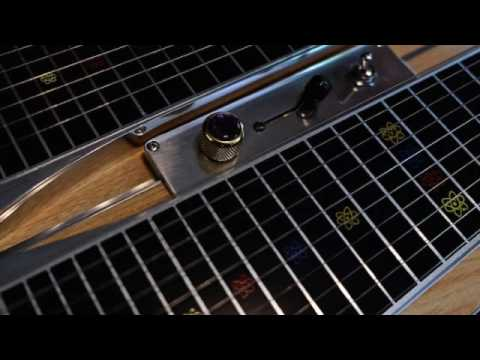 """Carry On"" Norah Jones ~ pedal steel guitar by Damir Besic"