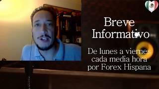 Breve Informativo - Noticias Forex del 25 de Octubre del 2017