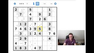 Learn To Solve This Beautiful New York Times Sudoku