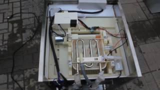 морозильная камера Apach ACB3010A ремонт