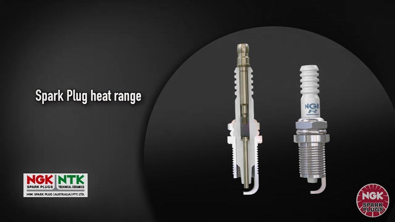 Spark Plug Heat Range : NGK Spark Plugs Australia | Iridium