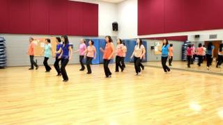 Kiki Swing - Line Dance (Dance & Teach in English & 中文)