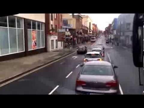 Limerick city tour (tour na cidade de Limerick, Irlanda)
