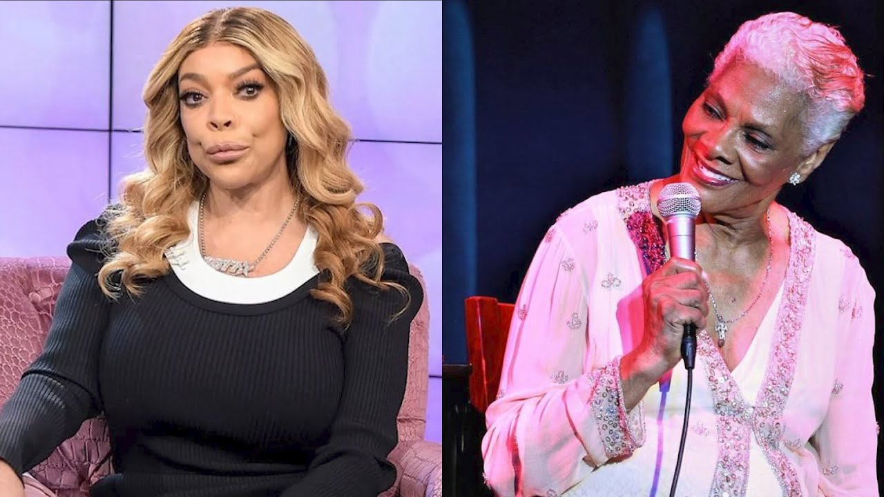 Dionne Warwick Checked Wendy Williams [VIDEO]