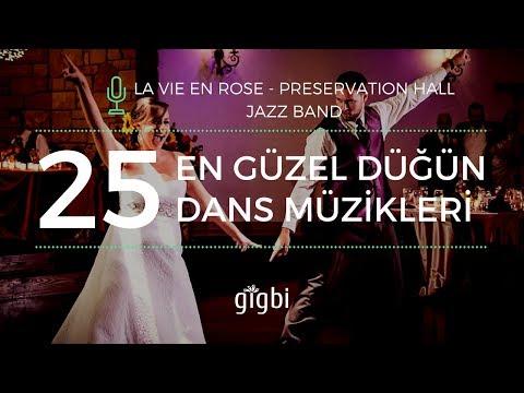 DÜĞÜN DANS MÜZİKLERİ | La Vie En Rose - Preservation Hall Jazz Band