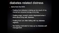 Depression Screening and Diabetes