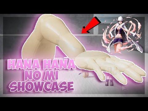 HANA HANA NO MI SHOWCASE! | One Piece Final Chapter 2