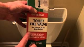 #1 Solution To Fix Your Noisy Toilet (Please Consider Donating)