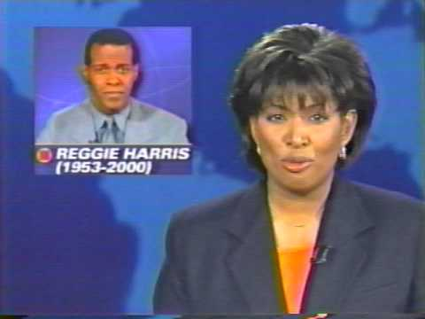 Reggie Harris UPN Memorial