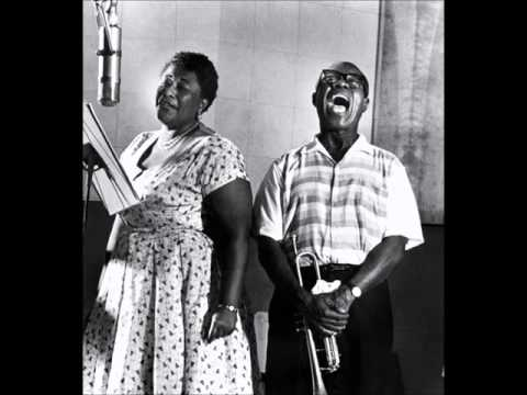 You Won't Be Satisfied - Ella Fitzgerald & Louis Armstrong (1946)
