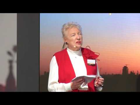 A Lifetime of Pushing the Limits | Dame Stephanie Shirley | TEDxMoorgate