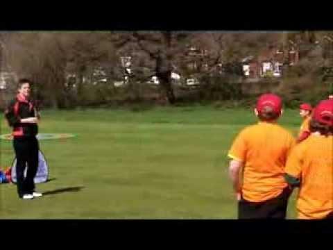 Stoke School Sport Partnership Tri Golf Festival at Trentham Golf Club 2012