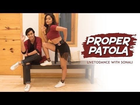 Proper Patola | Namaste England | Bollywood Dance | LiveToDance with Sonali