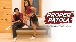 Proper Patola | Namaste England | Bollywood Dance | LiveToDance with Sonali