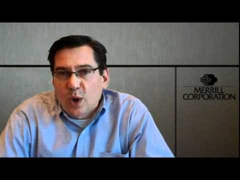 Merill Corporation Testimonial I BlackLine Systems