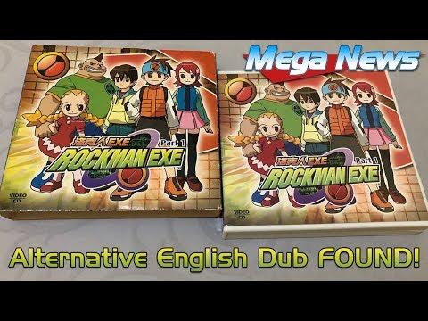 Rare Mega Man Battle Network Anime Alt English Dub Is More Faithful To Rockman EXE Than NT Warrior