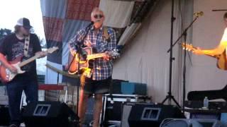 Ian Dunlop Gram Parsons Guitar Pull 2013 - Waycross Georgia