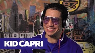 Kid Capri Keeps It Real On NY Rap, New Age DJ's, Working w/ Kendrick & State Of Hip Hop
