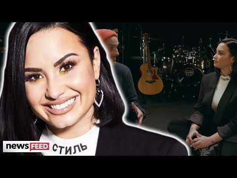 Demi Lovato Talks About OVERDOSE For 1st Time!