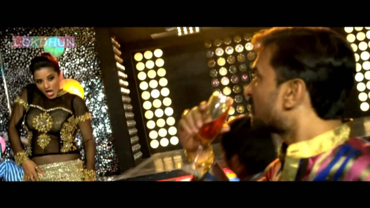 Madhushala - Monalisa Item Song - Diler - Latest Bhojpuri Item Songs
