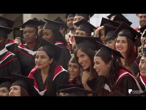 University Canada West Convocation 2019