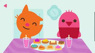 Sago Mini World - Funny Baby Animals Visit Friends And Play Activities
