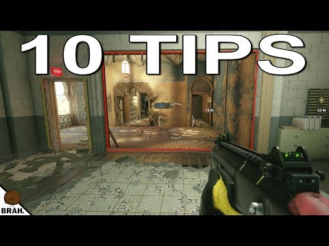 10 Tips From The Six Invitational Day 1 - Rainbow Six Siege Pro League Tips