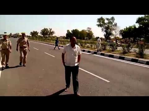 rajasthan agriculture minister accident