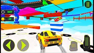 GT Racing Stunt Extreme City Car Driving - Impossible Car Games - Android GamePlay #2