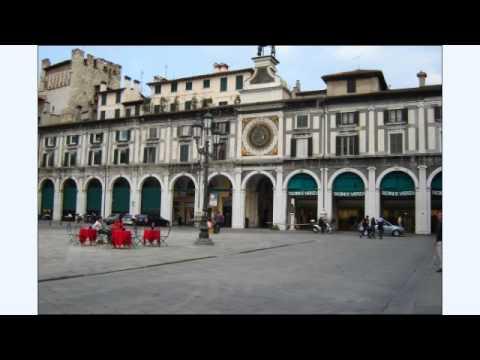 Un itinerario por Brescia en Italia
