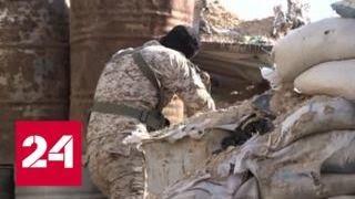 Бойцы ССА сдали сирийской армии 11 населенных пунктов - Россия 24