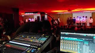 사운드큐어음향렌탈-선린중학교 뮤지컬 발표회