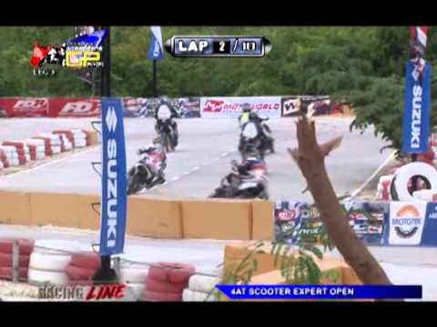 2013 Regional Underbone Grand Prix - Bohol GP - 4AT Scooter Expert Open (The Racing Line TV)