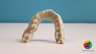 How to print dental models on Liquid Crystal HR 3D printer