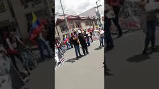 Noticias Colombia: Paro Nacional En Colombia. Marchas En Bogota Y Otras Ciudades Colombianas.
