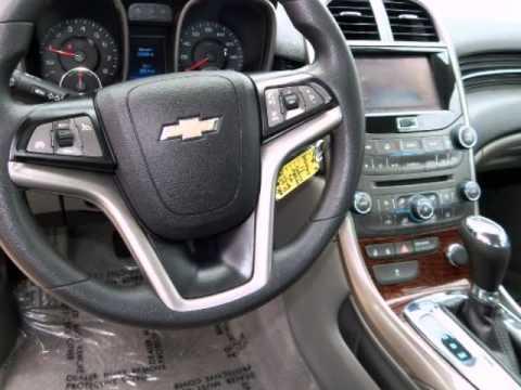 2013 Chevrolet Malibu Eco 1sa Youtube