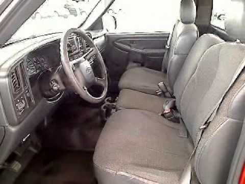 2001 Chevrolet Silverado 1500 Regular Cab Pickup San
