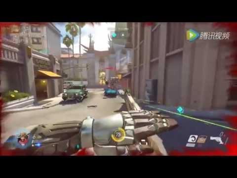 Ajin explain watch the pioneer Overwatch here armored bag - video game overwatch for you 2017