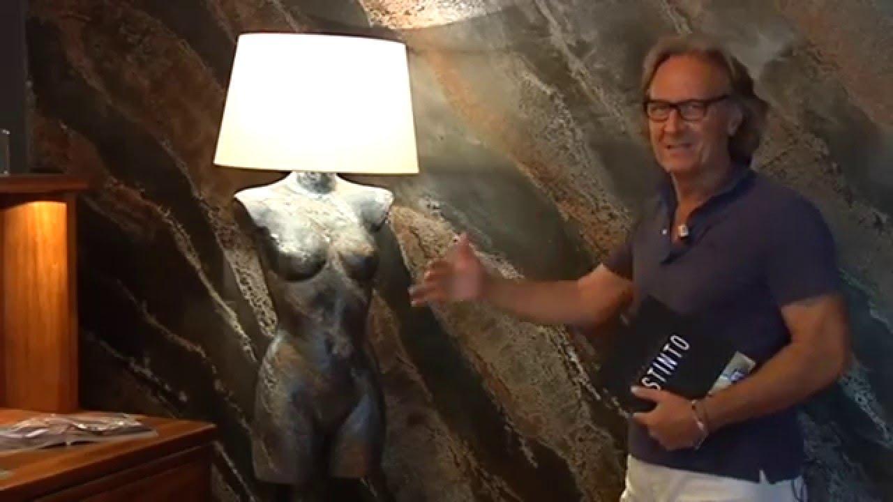 Antonio falanga srl presenta giorgio graesan in effetto pietra