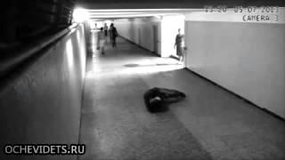 Девушка защитилась от грабителя     ВЫ ОЧЕВИДЕЦ