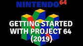 Nerd Stuff 003 - How to Set up Xbox 360 controller with Project 64