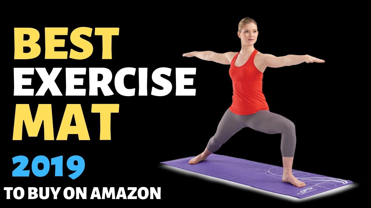 5 Best Yoga Mat 5 Best Exercise Mat 5 Best Fitness Mat Youtube