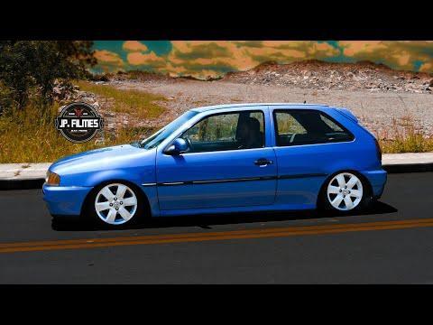 VW GOL BOLA REBAIXADO FICOU MUITO LINDO JP FILMES