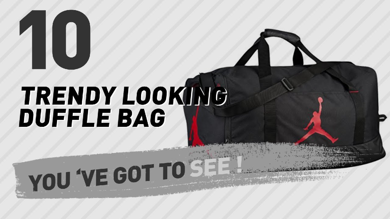 7e98e0b6b24856 Jordan Duffel Bag Duffle Bags    New   Popular 2017 - YouTube