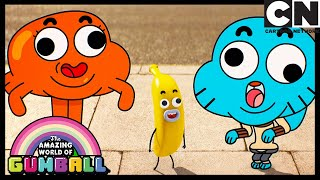 Banana Joe's Crazy Mum | Gumball | Cartoon Network